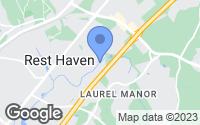 Map of Buford, GA