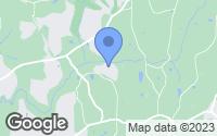 Map of Woodstock, GA