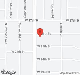 1087 W 26th Street
