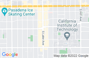 Pasadena Mattress Store Location Map