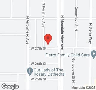 2707 N Pershing Avenue