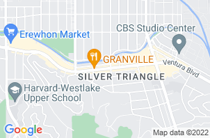 Studio City Mattress Store  Location Map