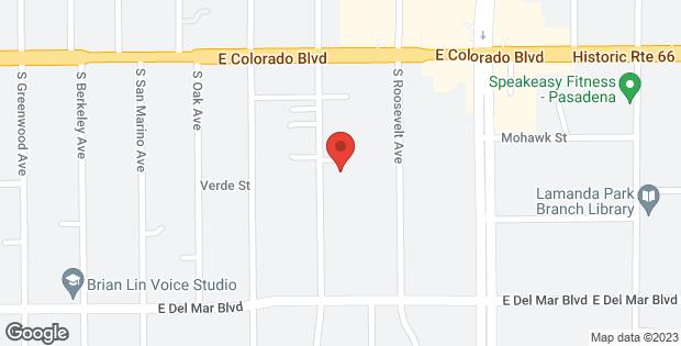 100 S Grand Oaks Avenue Pasadena CA 91107