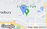 Map of Duarte, CA