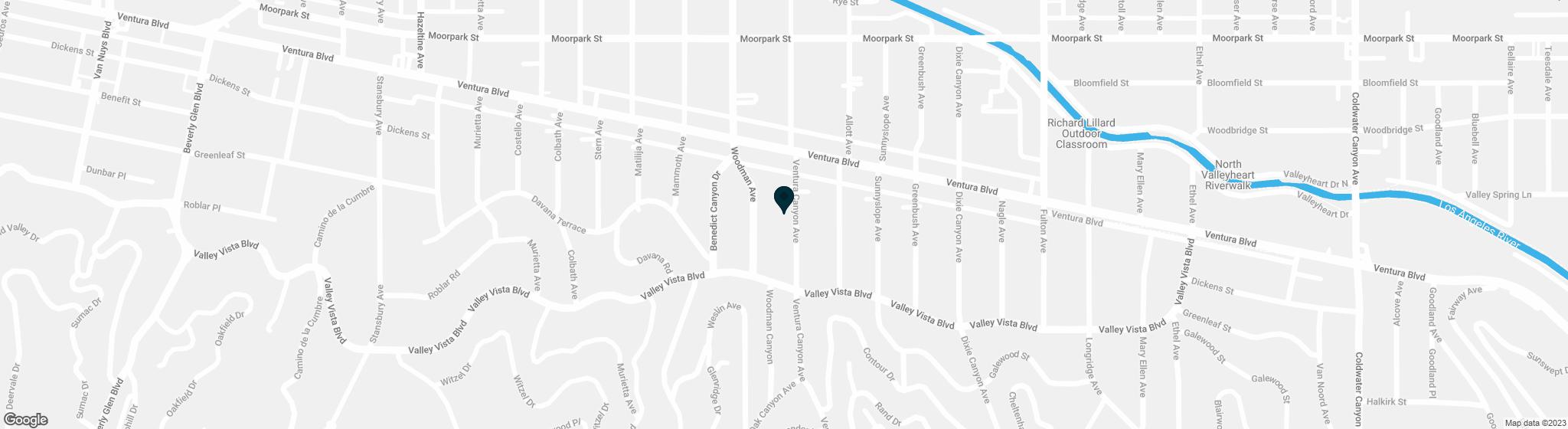 4157 Ventura Canyon Sherman Oaks CA 91423