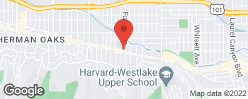 Map of 13317 Ventura Blvd in Sherman Oaks