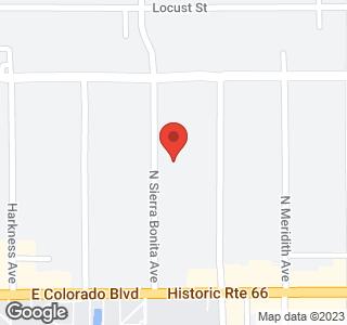 120 N Sierra Bonita Avenue