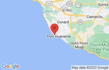 Map of Oxnard