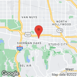 Sherman Oaks Veterinary Group on the map