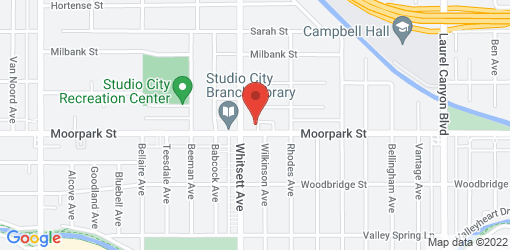 Directions to Leonor's Mexican Vegetarian Restaurant