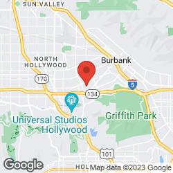 Award Studio on the map