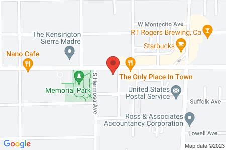 static image of150 West Sierra Madre Boulevard, Sierra Madre, California