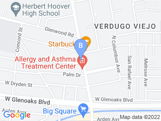 Map of I Stay U Go Dog Boarding options in Glendale | Boarding