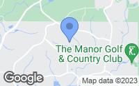 Map of Alpharetta, GA