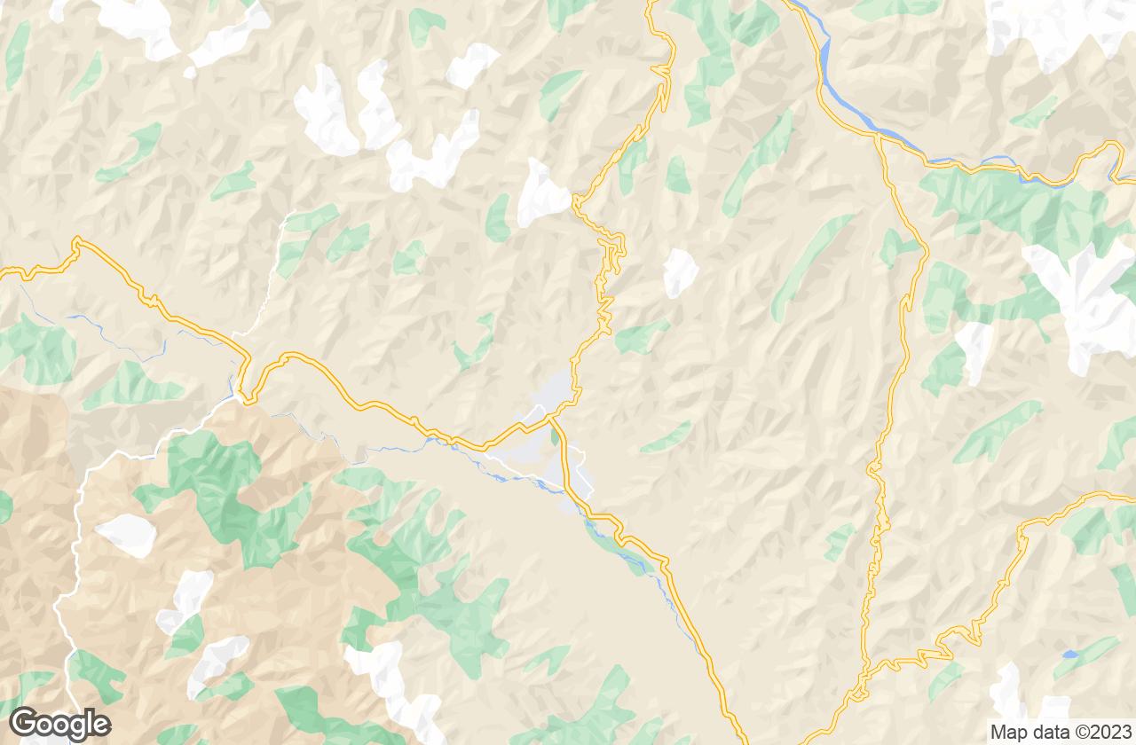 Google Map of ليه