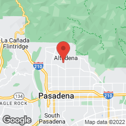 Apostolic Christian Church of Altadena on the map