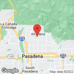 Altadena Baptist Church on the map