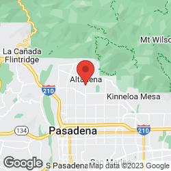 Altadena Florist on the map