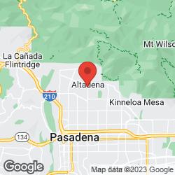 Altadena Traffic School on the map