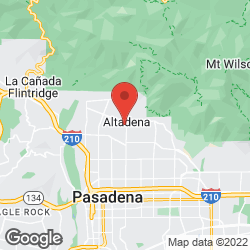 Altadena Junction on the map