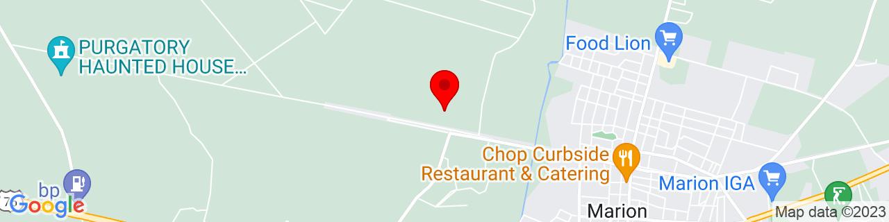 Google Map of 34.18933, -79.42311