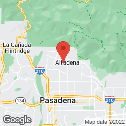 Altadena Library District on the map