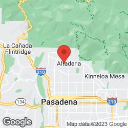 Altadena Senior Center on the map