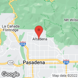 Altadena Community Center on the map