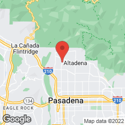Altadena Church of Christ on the map