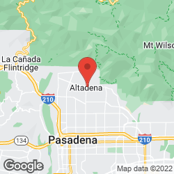 Altadena Community Church on the map
