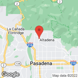 Altadena Registration Services on the map
