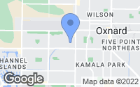 Map of Oxnard, CA