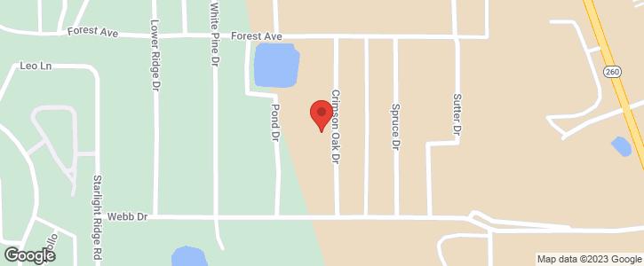 6174 Crimson Oak Drive Lakeside AZ 85929