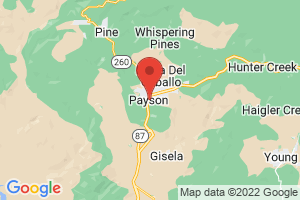 Map of Payson