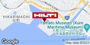 Get directions to 佐川急便株式会社 呉店