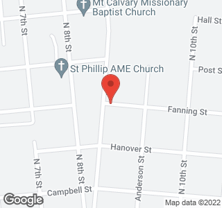 819 Fanning Street