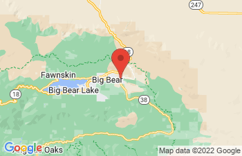Map of Big Bear City