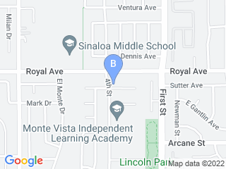 Map of All Purpose Dog Training LLC Dog Boarding options in Simi Valley | Boarding