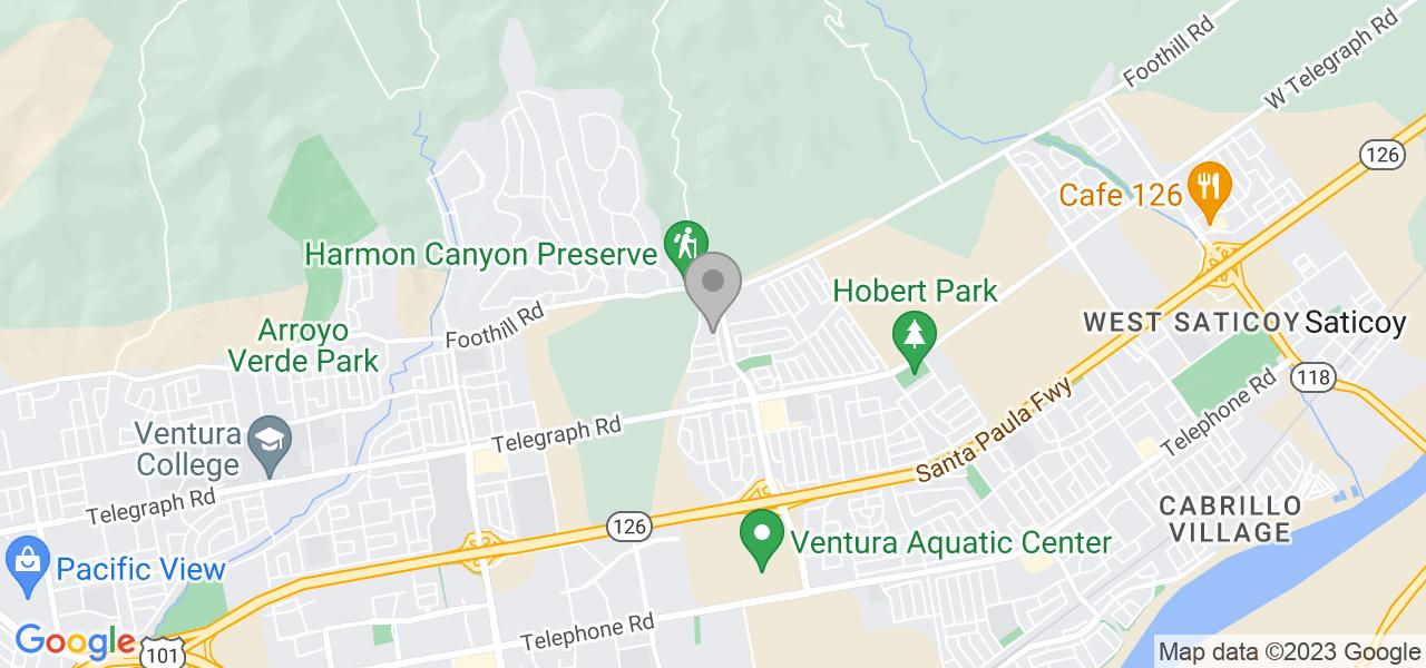 293 Roosevelt Ave, Ventura, CA 93003, USA