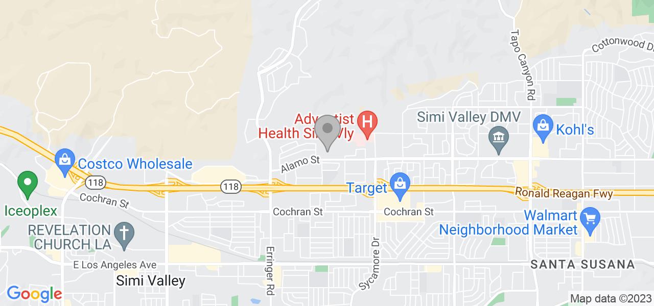 2361 Alamo St, Simi Valley, CA 93065, USA
