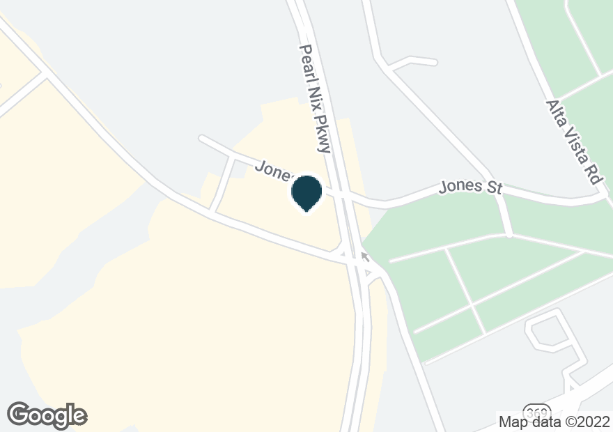 Google Map of649 SHALLOWFORD RD NW