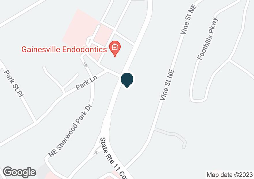Google Map of472 S ENOTA DR NE