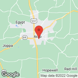 Church of God Arab Pastorium on the map
