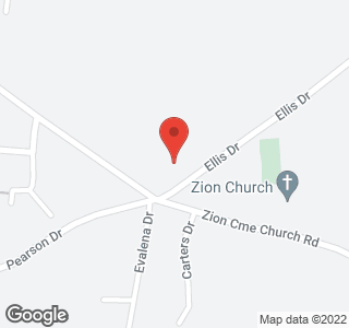 0 Zion CME Church Road