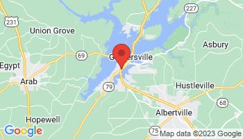 Map of Scottsboro