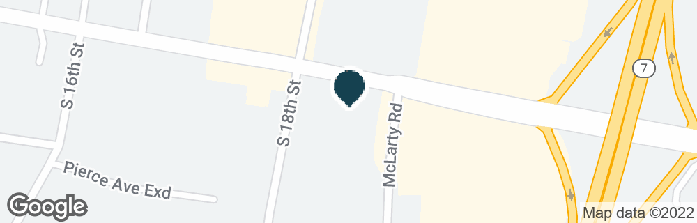 Google Map of1808 UNIVERSITY AVE
