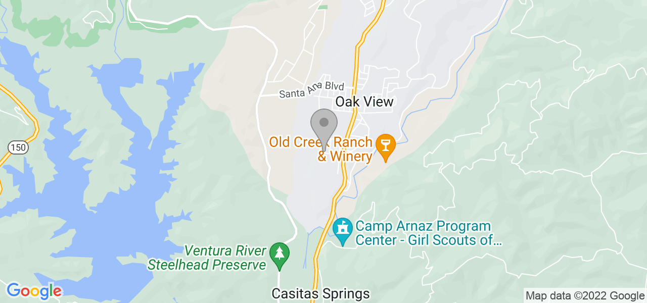 697 Goodhope St, Oak View, CA 93022, USA