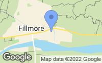 Map of Fillmore, CA