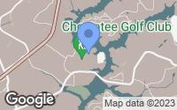 Map of Dawsonville, GA