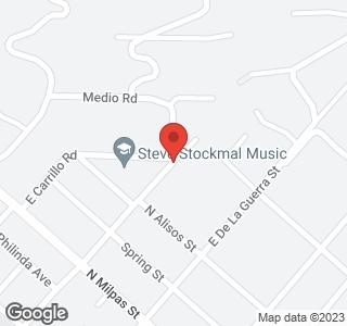 1030 East Canon Perdido Street
